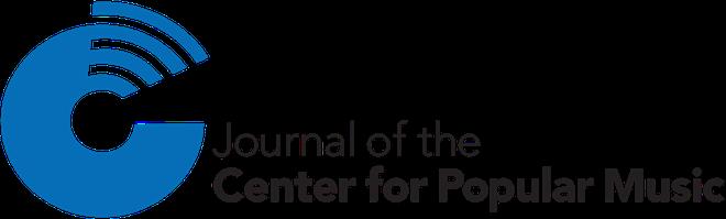 Journal of the Center for Popular Music logo